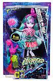 Лялька Monster High Електризовані Твайла, фото 2