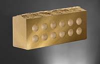 Облицовочный кирпич «Литос» стандартный пустотелый «скала»