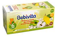 Фиточай Bebivita фруктовый низкоалергенный 30 гр.