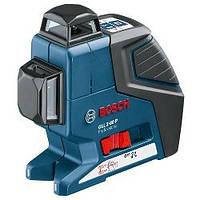 Нивелир лазерный линейный Bosch GLL 2-80 P
