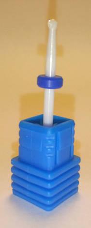 Насадка к фрезеру керамическая (спичка) средняя образивность, фото 2