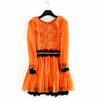 Очень нарядное красивое платье
