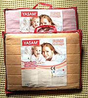 Простынь с подогревом YASAM, 120х160 см, Турция, наличие в Киеве