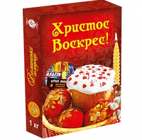 """НАБОР КОНФЕТ ПАСХАЛЬНЫЙ """"ПРАЗДНИЧНЫЙ"""" / коробка 1 кг"""
