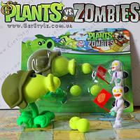 "Горохомёт из Plants vs. Zombies - ""Gatling Pea"", фото 1"