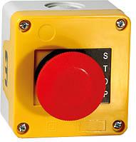 Кнопочный пост JAE 10000 (Кнопка-грибок STOP)