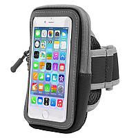 """Чехол на руку для смартфонов до 7"""" дюймов Armpocket Uni Black, фото 1"""