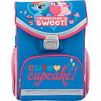 LP17-529S Рюкзак школьный каркасный (ранец) kite 529 My Little Pony