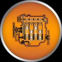 Инструмент СТО моторная группа