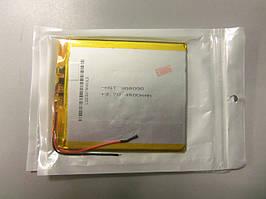 Внутрішній Акумулятор 3.2*79*93 (4500 mAh 3,7 V) 308090 AAA клас в Запоріжжі