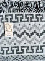 """Плед шерстяной элитной коллекции Vladi """"Чили"""" из нежной шерсти новозеландских овец"""