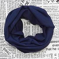 Хомут шарф трикотажный для взрослых и детей оптом