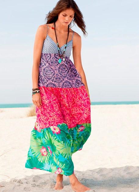 Натуральные платья-сарафаны