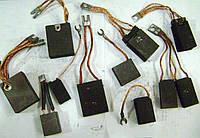 Щітки ЭГ4 12,5х32х50 электрографитовые, фото 1