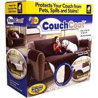 Покрывало Couch Coat двустороннее защитите Вашу мебель