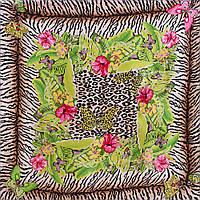 Платок шейный, маленький Venera Лучший корпоративный подарок к праздникам платок шёлковый шейный женский VENERA (ВЕНЕРА) C270089-14