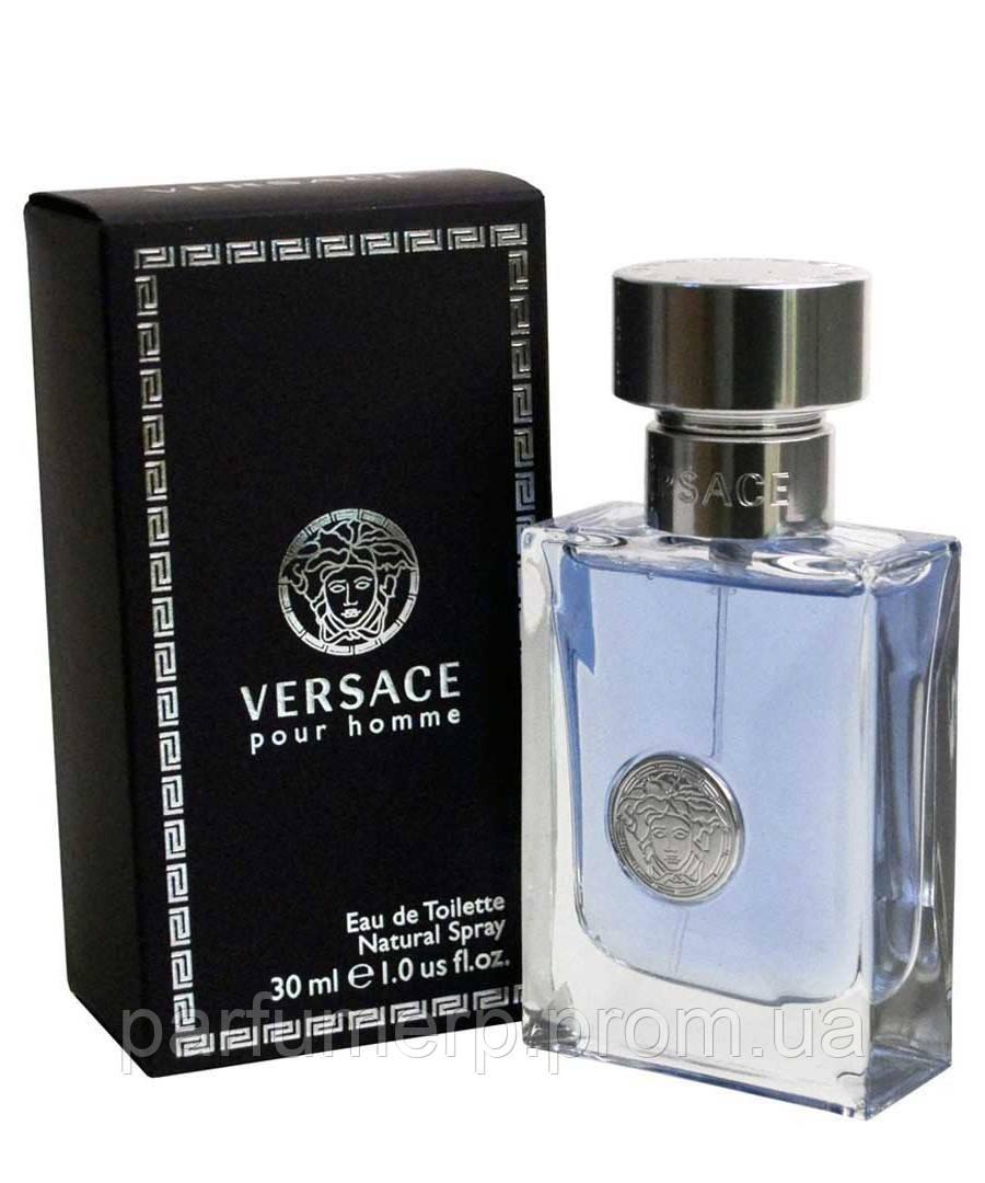 Versace Pour Homme 30мл (Версаче Пур Хом) - Оригинал!