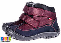 Демисезонные ботинки для девочки Mrugala 6129-75