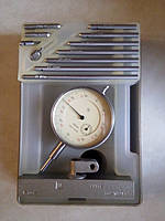 Глубиномер индикаторный ГИ-100 ГОСТ 7661-67, фото 1