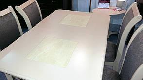 Стол  обеденный с керамической плиткой Бостон Модуль Люкс, беж, фото 2