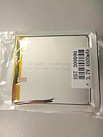 Внутренний Аккумулятор   3.1*85*94   (4500 mAh 3,7V) 308090 AAA класс в Запорожье