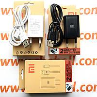 Сетевое зарядное устройство 2 в 1 для Xiaomi Redmi Note оригинал