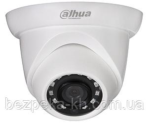 1Мп IP видеокамера DAHUA DH-IPC-HDW1020SP-S3 (2.8 мм)