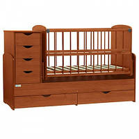 Кроватка-трансформер Baby Sleep - Angela DTP-S-B