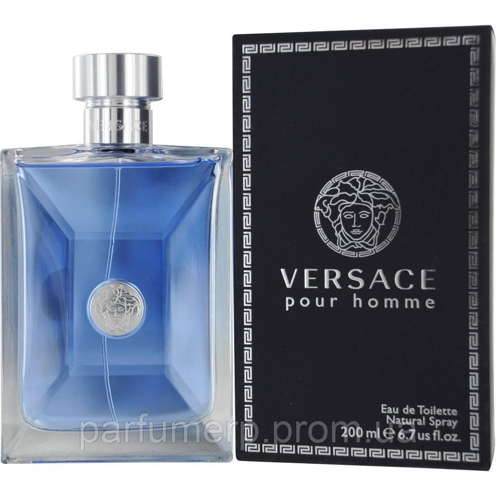 Versace Pour Homme 200мл (Версаче Пур Хом) - Оригинал!