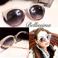 Красивые женские солнцезащитные очки k-4316120