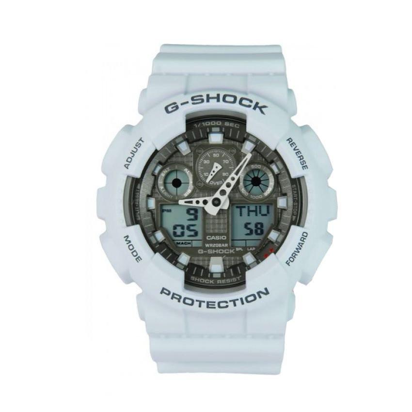 Часы мужские Casio G-Shock GA-100LG-8AER