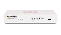 7 x GE RJ45 ports (Including 2 x WAN port, 5 x Switch ports), Max managed FortiAPs (Total / Tunnel) 10 / 5