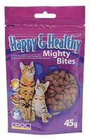Лакомство для кошек Croci Happy&Health Flex со вкусом бекона 45 г (C1030287)