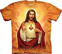 3-D футболка SACRED HEART