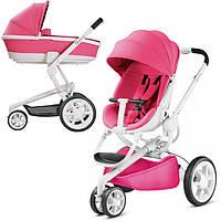 Quinny Moodd универсальна коляска, цвет Pink Passion