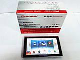 """7"""" GPS навигатор Pioneer  PI-716A 600MHz+4Gb+AV-in+BT, фото 5"""