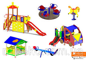 Детская площадка ДМ92.706.401