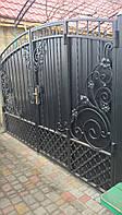 Изготовление ворот двери