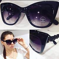 Женские модные солнцезащитные очки с красивой оправой -4316241