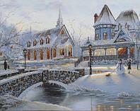 Набор для вышивания бисером  Зимняя сказка-2