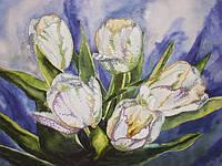 Набор для вышивания бисером  Букет тюльпанов