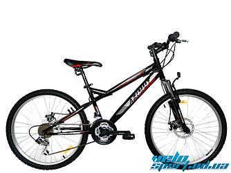 Горный подростковый велосипед Azimut Hiland 24 D+ New