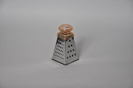 Терка для часнику і горіха з брязкальцем, фото 2