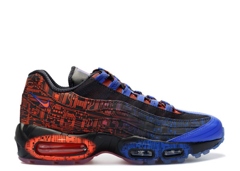 Кроссовки Nike Air Max 95 Premium DB BG GS Doernbecher