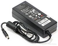 Импульсный блок питания в пластиковом корпусе для камер охранного видеонаблюдения 12V, 6A (модель БП-015-6)