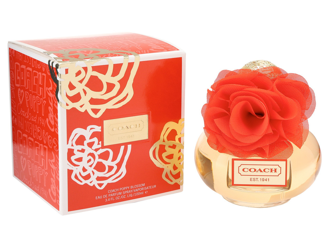 Coach Poppy Blossom edp 100ml