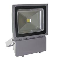 Светодиодный прожектор LEMANSO 100w 6500K IP65 1LED серый / LMP100