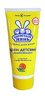 Крем детский Ушастый нянь Увлажняющий с персиком и ромашкой - 100 мл.