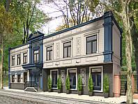 Жилые и общественные здания