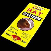 Клеевая ловушка от грызунов Rat Glue 2 шт/уп, 35х17см